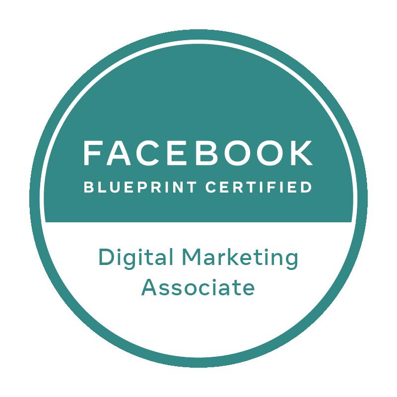 Facebook認定デジタルマーケティングアソシエイト